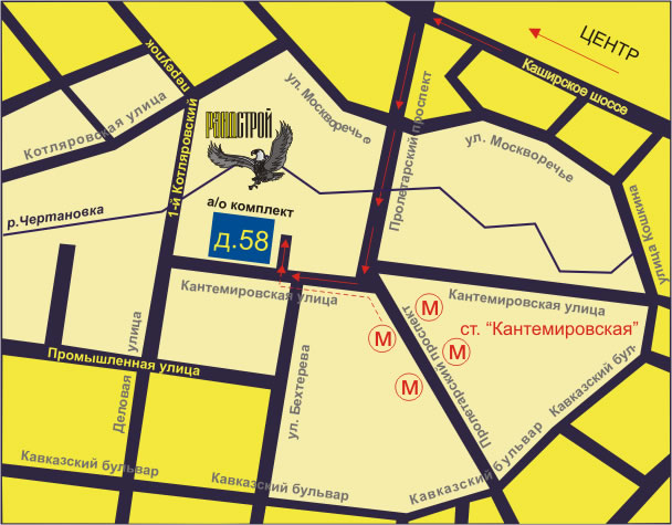 выставочный центр на нахимовском проспекте: